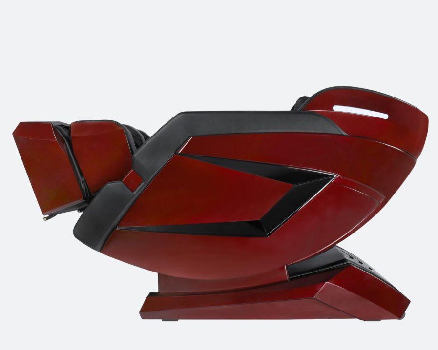 Massagesessel Prestige Dunkelrot - Zero Gravity Ansicht